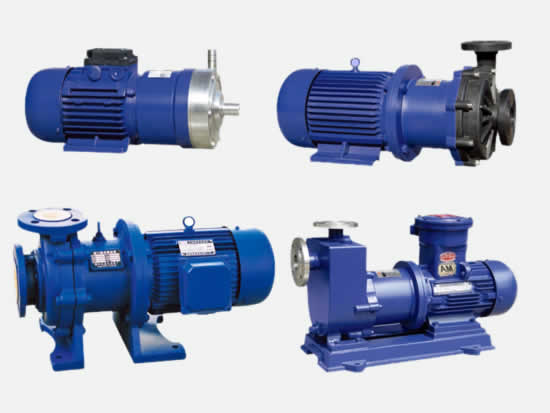 China Magnetic Pump manufacturer
