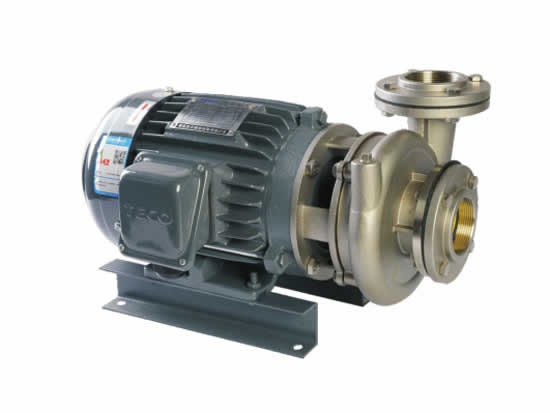 304 316L Horizontal centrifugal pumps