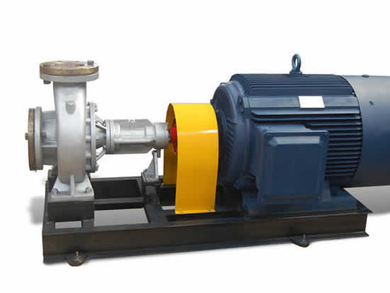 BRY type Thermal Liquid Hot Oil Pump