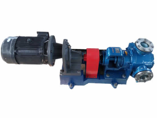 NYP160 internal gear pump for resin