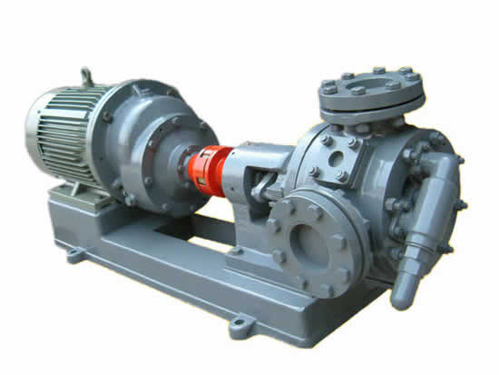 NYP52/NYP10 high viscosity heat insulation rotor pump