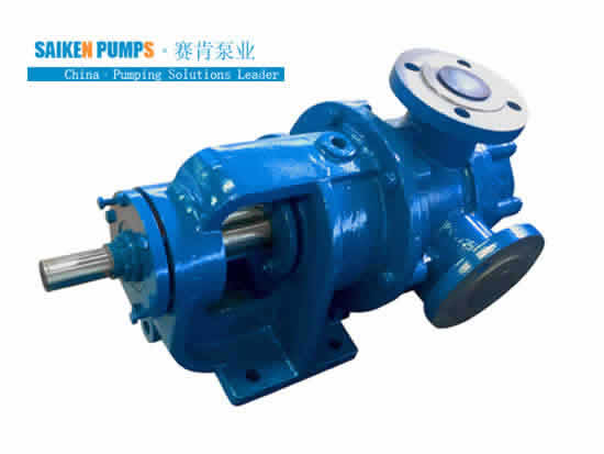 Nyp7.0 High Viscosity Internal Gear Pump with Safety Valve