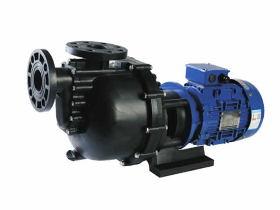 PVDF FRPP self-priming Chemical pump