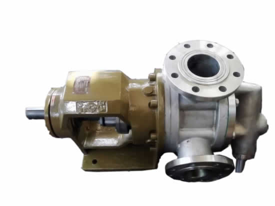 Resin loading pump