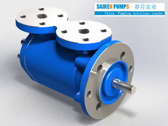 SPF Three screw booster pump